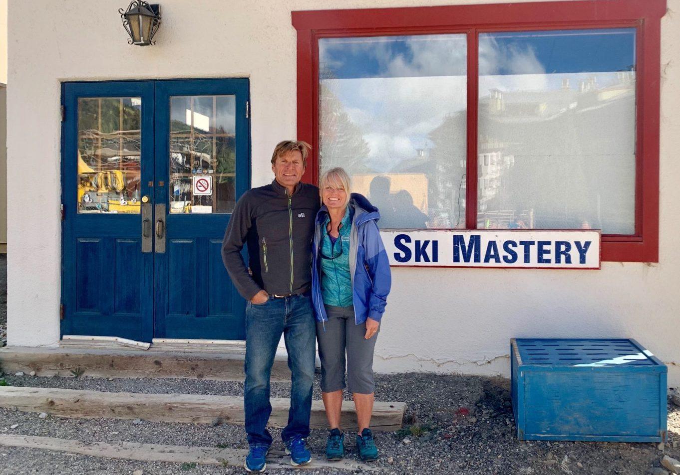 Le Ski Mastery shop owners